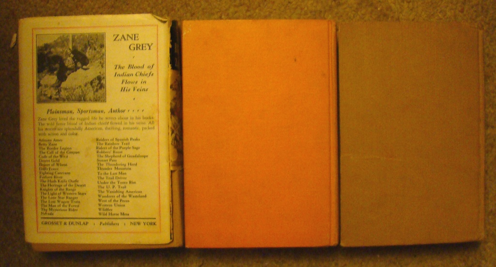 3 collectors old books 1928 - 1940 (2)