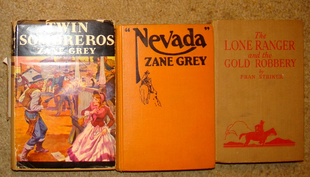 3 collectors old books 1928 - 1940 (4)