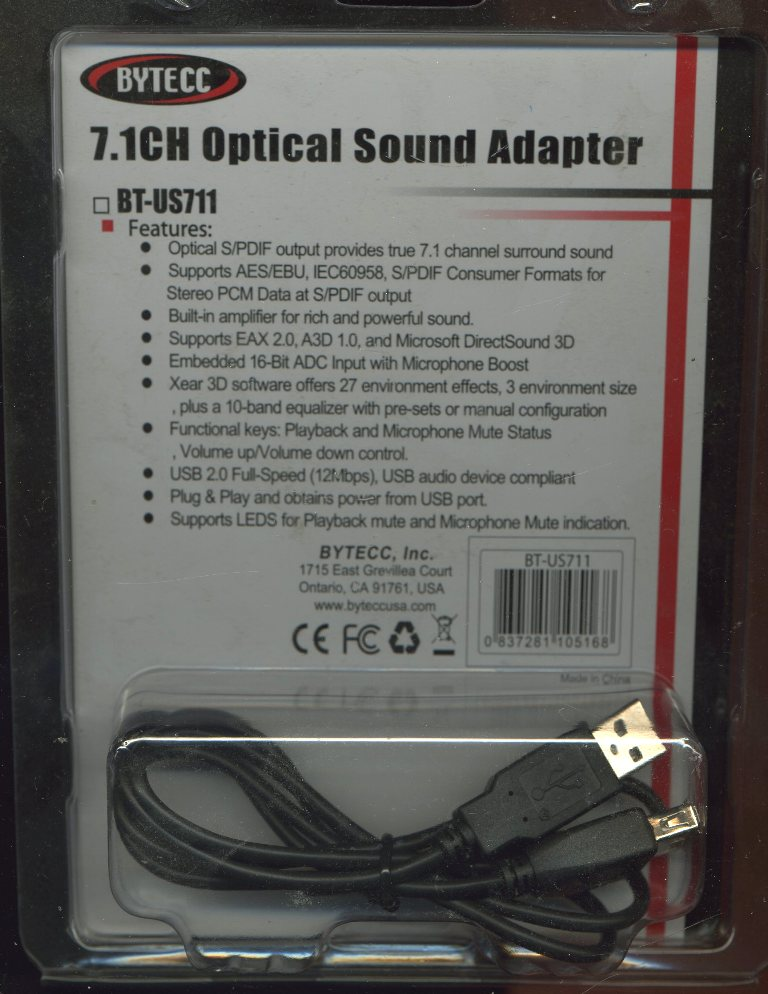7.1ch Optical Sound Adapter (3)