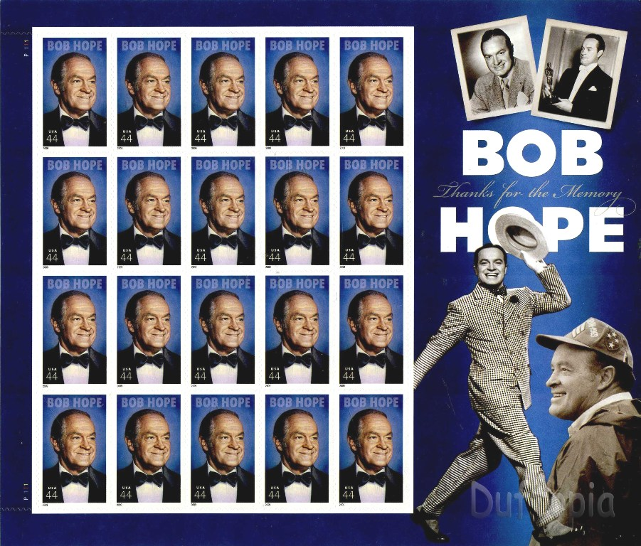 Bob hope US stamps (1)
