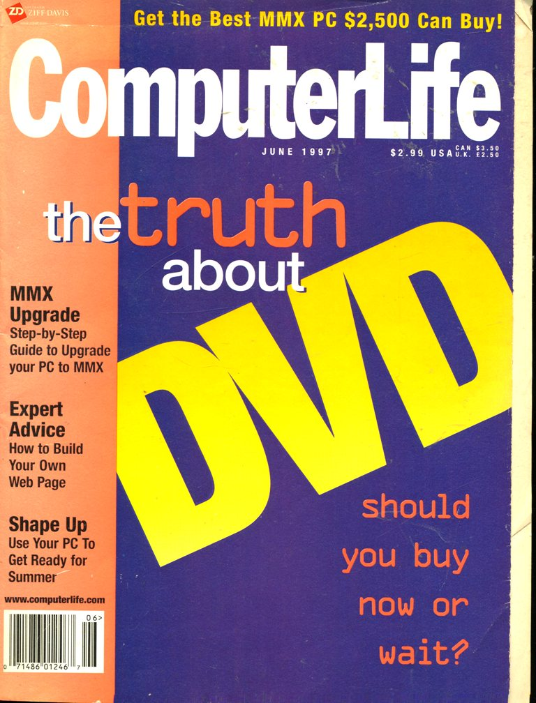 Computer Life Mag Volume ! issue 4 1997 (3)