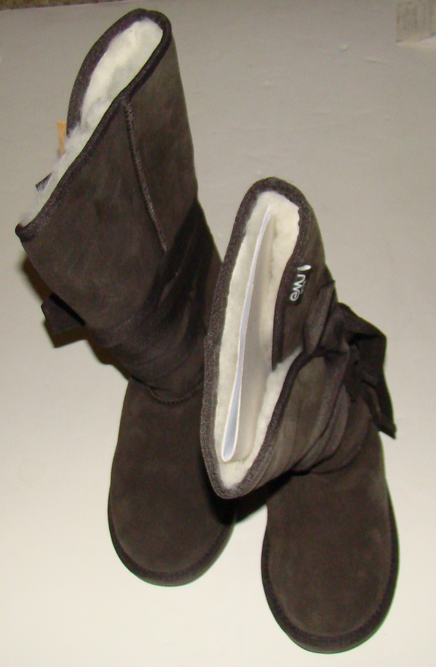 EMU HIP A Chocolate womans boot (1)