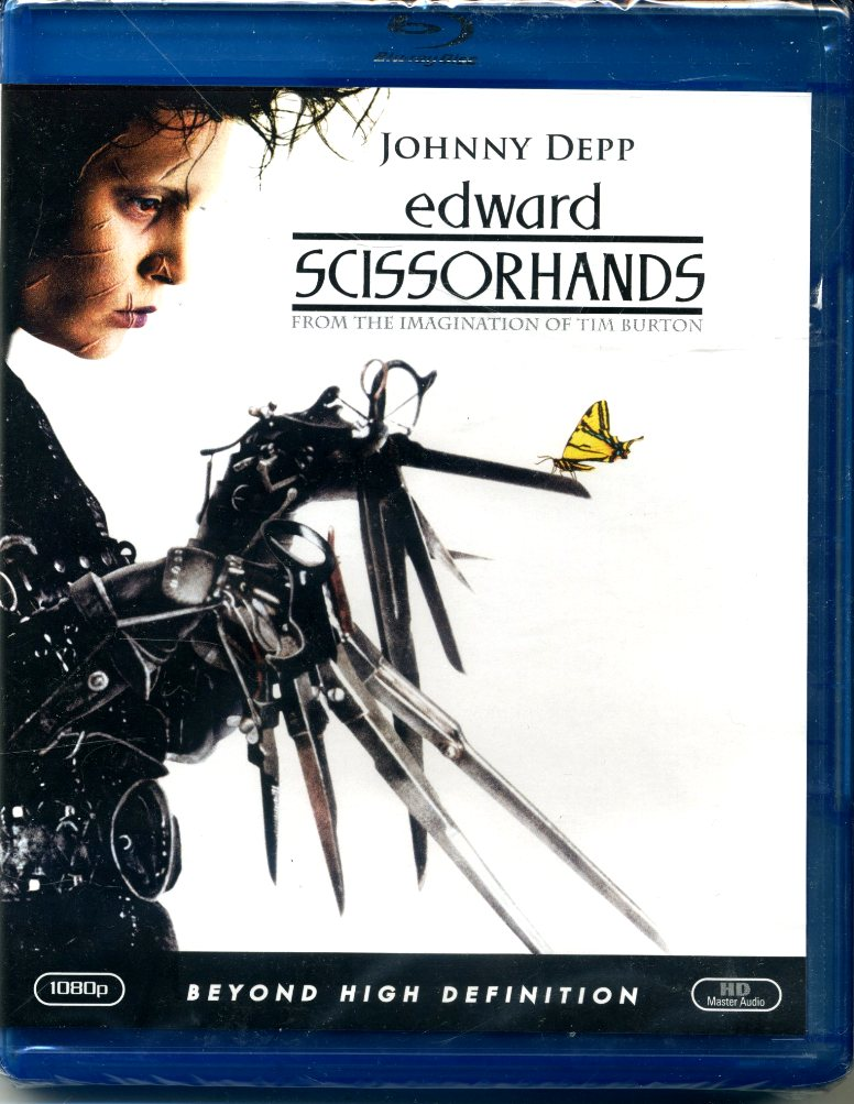 Edward Sisorhands blu-ray (3)