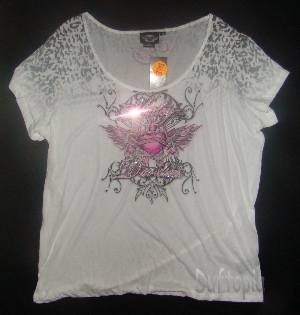 HD Leopard White SweetHeart T Shirt (4)