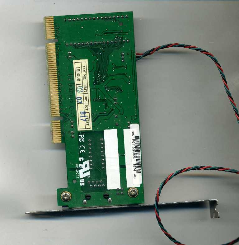 Linksys etherfast 10-100 card (2)
