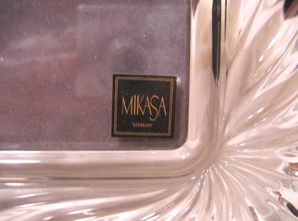 mikasa 8x10 glass frame 2