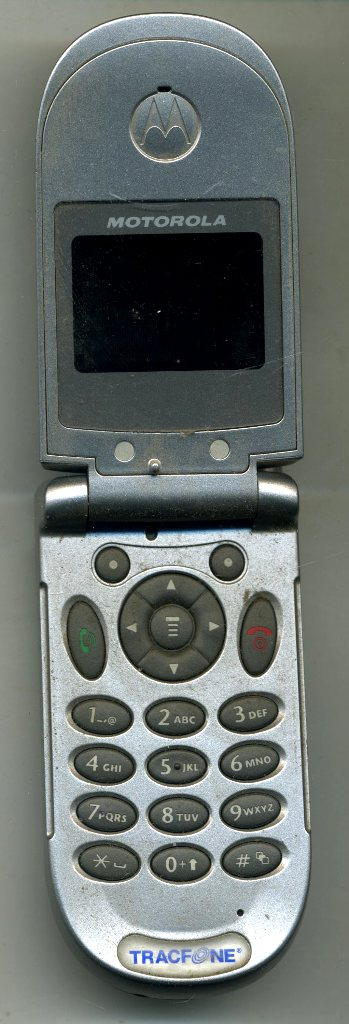 Motorola tracphone unknown confition (4)