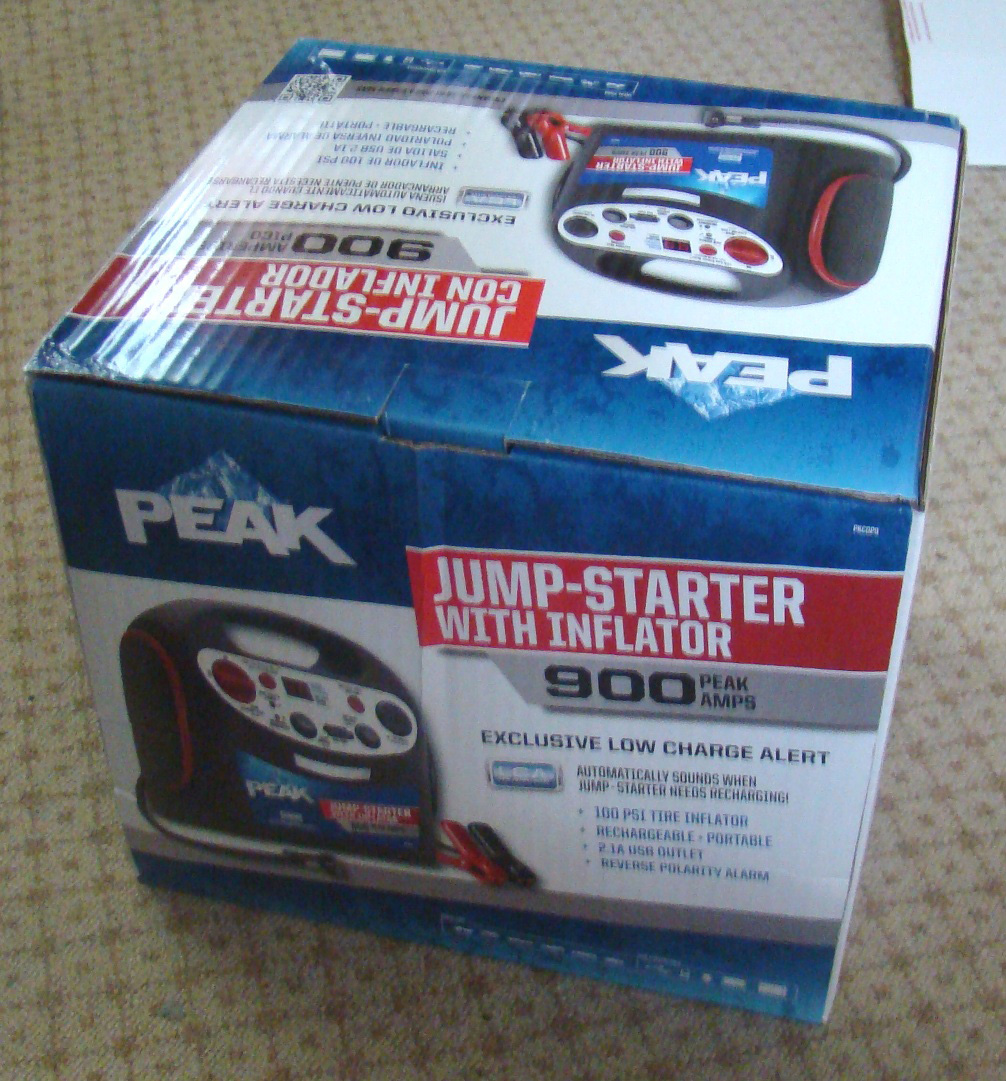 PEAK 900 jump starter and tire inflater (4)