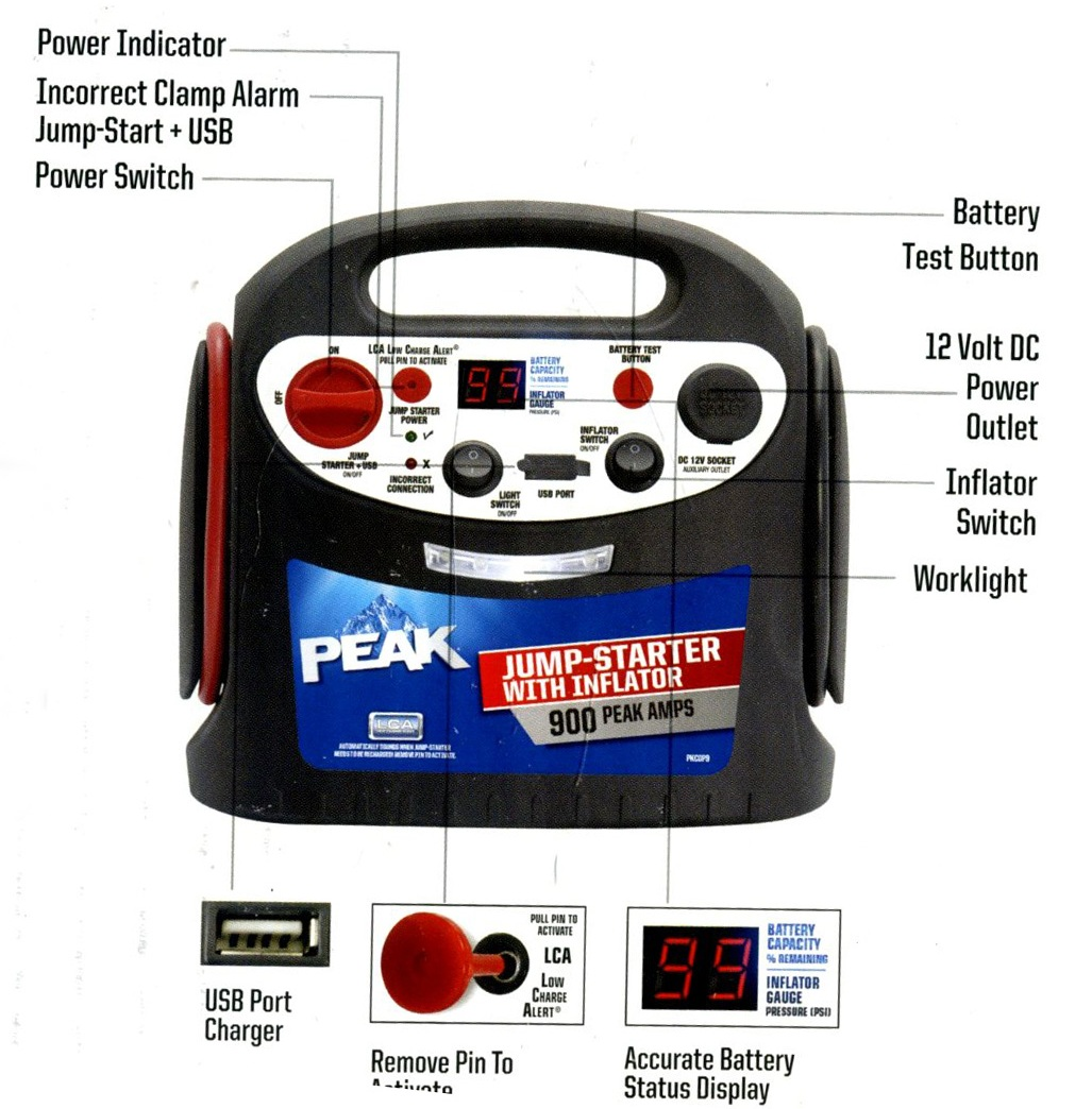 Peak 900 jump starter and tire infaltor scans (3)