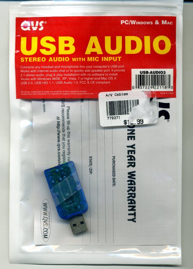QVS usb to Audio 3.5 mm cobverter (6)