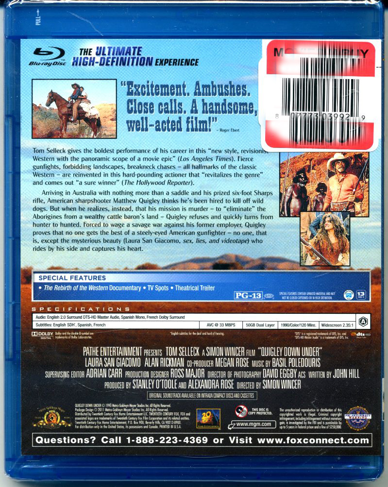 Quicgley down under Blu-ray (1)
