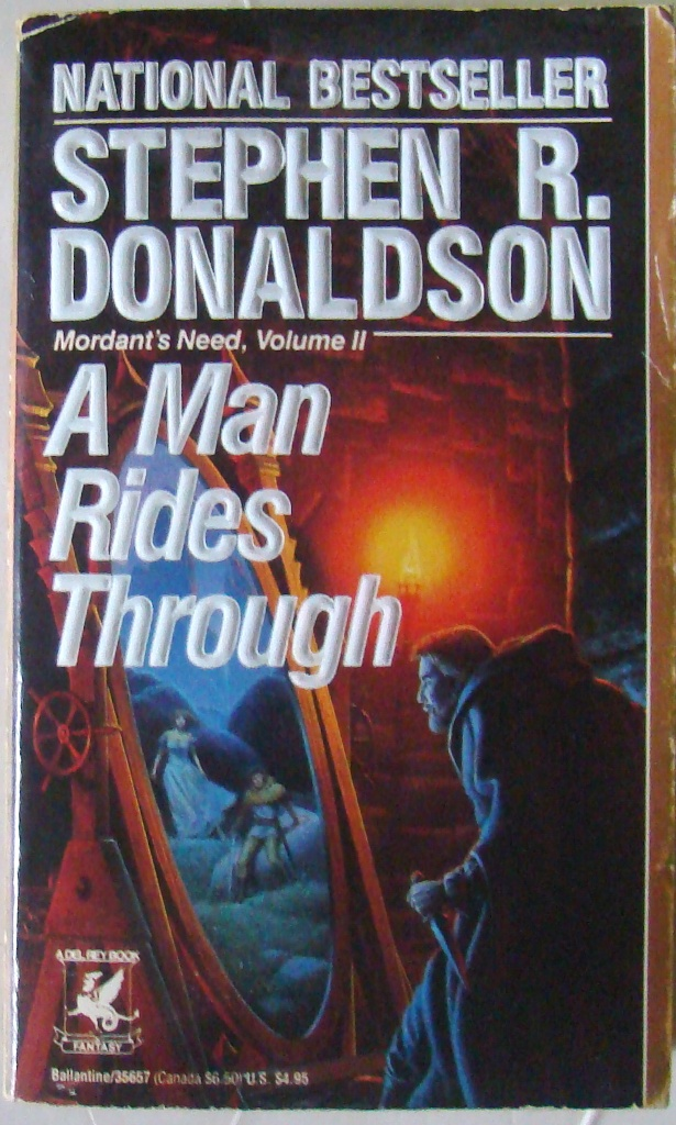 Stephen Donaldson - a Man rides though (2)