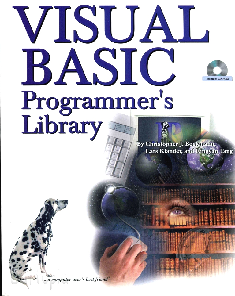 Visual Basic Programmers Lib with CD